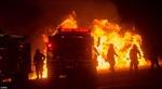 Cháy rừng ngút trời Cali, hàng chục nghìn người sơ tán
