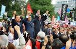 Phe đối lập không đủ mạnh để thách thức đảng cầm quyền Nhật Bản