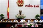 Nghị quyết phiên họp Chính phủ thường kỳ tháng 9/2015