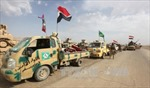 Iraq tăng cường chống IS tại miền Bắc