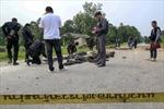 Đánh bom liên tiếp ở Thái Lan, 2 cảnh sát thiệt mạng