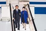 Chủ tịch Trung Quốc bắt đầu thăm cấp nhà nước tới Anh
