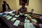Liên minh Vì Tình yêu Ai Cập tạm dẫn đầu bầu cử Quốc hội