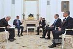 Nga, Mỹ, Thổ Nhĩ Kỳ, Saudi Arabia trao đổi về Syria