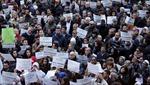 Cộng đồng Hồi giáo Italy biểu tình chống khủng bố