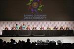 Nhật - Hàn Quốc ủng hộ ASEAN thành lập cộng đồng chung