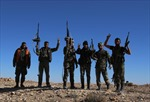Syria giành lại kiểm soát hai thị trấn từ IS