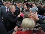 Ukraine ngừng vận chuyển hàng hóa tới bán đảo Crimea
