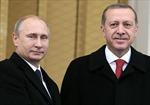 Tổng thống Thổ Nhĩ Kỳ đề nghị gặp ông Putin ở Paris