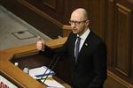 Chính phủ Ukraine yêu cầu Quốc hội trừng phạt kinh tế Nga