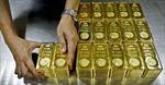 Giá vàng vọt qua ngưỡng 1.100 USD/ounce