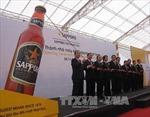 Tập đoàn bia Sapporo mở rộng hoạt động tại Việt Nam