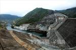 Không có rò rỉ nước ở chân đập thủy điện Hương Điền