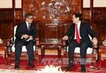 Chủ tịch nước chia sẻ với Indonesia trong vụ khủng bố