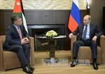 Jordan nhắm đích gì khi lập phòng tác chiến chung với Nga?