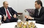 Leonardo DiCaprio muốn thủ vai Putin