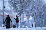 Bờ Đông nước Mỹ chìm trong bão tuyết