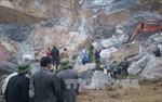 Công điện của Thủ tướng về tìm kiếm, cứu nạn các nạn nhân vụ sập mỏ đá tại Thanh Hóa