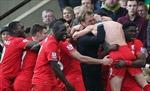 """HLV Klopp vui mừng trước chiến thắng """"khó tin"""" của Liverpool"""