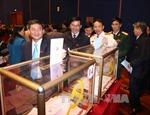 Đại hội Đảng XII hội tụ trí tuệ và sự đoàn kết thống nhất cao