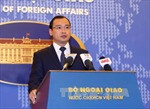 Việt Nam đề nghị các nước đóng góp tích cực duy trì hòa bình Biển Đông