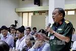 Hội nghị hiệp thương lần thứ nhất tại các địa phương