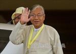 Chặng đường gập ghềnh với tân tổng thống Myanmar