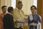 Tân tổng thống Myanmar trình kế hoạch thành lập chính phủ