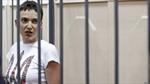 Putin từ chối phóng thích nữ phi công Ukraine