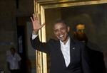 Những hình ảnh đầu tiên của ông Obama tại Cuba
