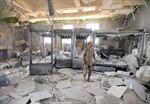 Palmyra giải phóng - hy vọng trong trái tim người Syria