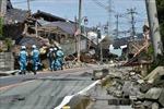 Nhật Bản chạy đua với thời gian cứu nạn nhân động đất
