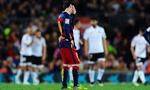 Barcelona lún sâu vào  khủng hoảng