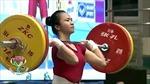 Vương Thị Huyền giành HCB châu Á