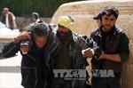 Syria không kích phiến quân ở Đông Damascus