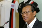 Bộ trưởng Malaysia chết hụt trong vụ rơi trực thăng