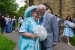 Cặp đôi làm đám cưới sau 44 năm hẹn hò