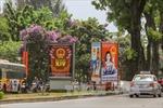 Thành phố mang tên Bác và Thủ đô rộn ràng đón ngày hội lớn