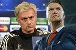 Mourinho thay Van Gaal dẫn dắt MU