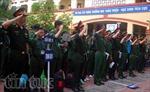 Lễ xuất quân chương trình học viên sĩ quan trẻ tuổi