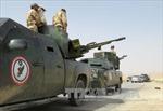 Quân đội Syria tiến vào Raqqa