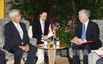 Nhật Bản, Anh cùng hỗ trợ ASEAN nâng cao năng lực hàng hải