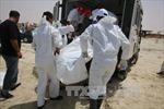 Thi thể 133 người tị nạn dạt vào bờ biển Libya