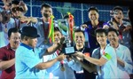 Đè bẹp Singapore 3 - 0, Việt Nam giành Cúp tứ hùng