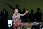 Bà Hillary hội đủ phiếu để trở thành ứng cử viên Tổng thống