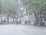 Hà Nội mưa dông ba ngày tới