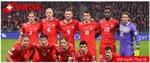 Những điều có thể bạn chưa biết về đội tuyển Thụy Sĩ