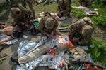 Gần 60 binh sĩ Ukraine thiệt mạng tại Donbass