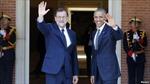 Tổng thống Mỹ lần đầu tiên tới Tây Ban Nha