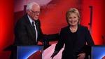 Bà Clinton và ông Sanders vận động tranh cử chung